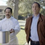 Super Bowl Ad Wars.  This one with Seinfeld is pretty darn funny!