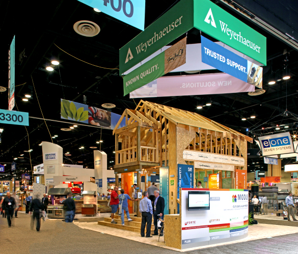 Builders show gives ideas for building a home in knoxville - Show the home photos ...