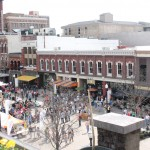 Things To Do In Knoxville: Market Square in Downtown Knoxville
