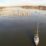 Birds Eye View – Knoxville's Cove Park and Concord Yacht Club