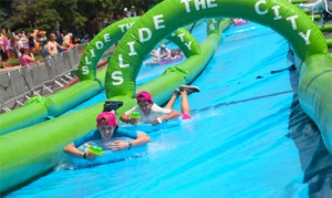 slide the city knoxville