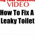 Fixing Your Knoxville Home: How To Fix A Leaky Toilet