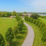Home on 40+ Acres Perched Above Fort Loudon Lake