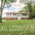 432 Chisholm Trail, Knoxville, TN 37919 – WOW Renovation!