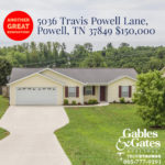 5036 Travis Powell Lane, Powell, TN 37849 – Great Renovation!