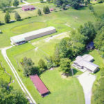 23 Acres, 20 Stall Barn, + Home in Oliver Springs – $300,000!